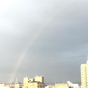 三度の虹☆