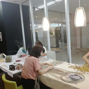 4カ月ぶりに横浜青葉教室のレッスン