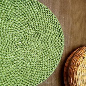 流石!!綺麗になコイリング編み