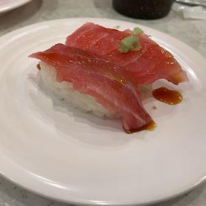 回転寿司・・・