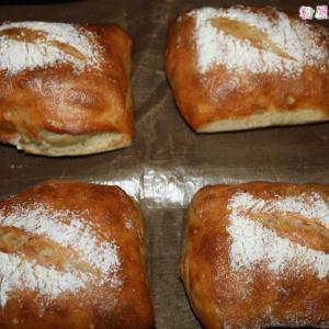 チャバタ♪リッチな北欧のパン♪