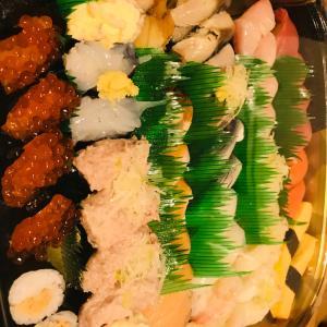 お寿司ばっかりw