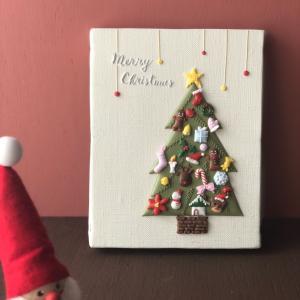 今年も開講!<11-12月アイシング>クリスマスキャンバスアイシング1dayレッスン