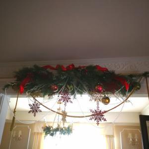 クリスマスの飾り付け(第2段)
