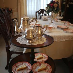 【紅茶教室】エレ女必須条件!自宅でアフタヌーンティーを開く方法とのそのルールとは?