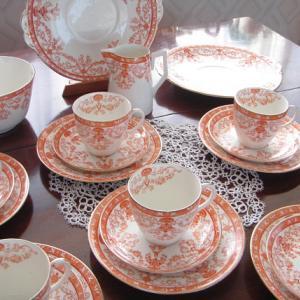 【紅茶教室】同じティーセットでもこんなに違う!過去のテーブルコーディネイトを集めてみました!