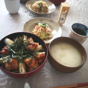 【節約レシピ】パパっと出来る簡単ランチ♡