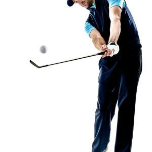 ゴルフのショットを安定させる最強ドリル(ビジネスゾーンの片手打ち)