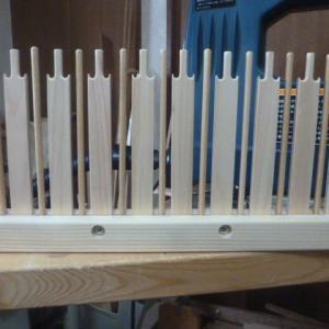 綾竹台用 3段10枚羽根 2段10枚羽根