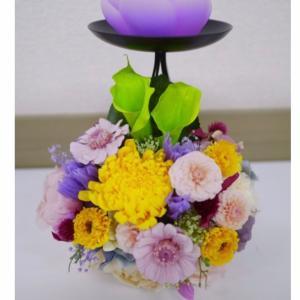 リクエストの多いお供え花