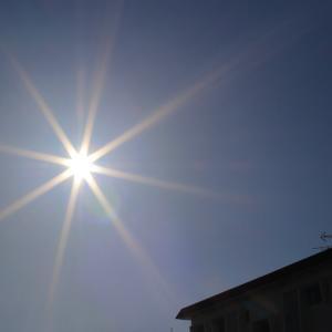 マヤ暦KIN243の今日は…青い夜 青い鷲 音9