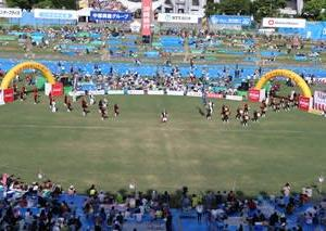 沖縄の熱い夏『全島エイサーまつり2019本祭』演舞②@沖縄市