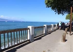 憧れのハワイ・マウイ島の旅⑳古都『ラハイナ』の美ら海