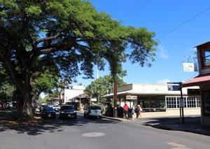 憧れのハワイ・マウイ島の旅23古都ラハイナ散策②『フロント・ストリート』