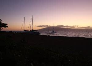 憧れのハワイ・マウイ島の旅27『ホエラーズ・ヴィレッジ』でディナー