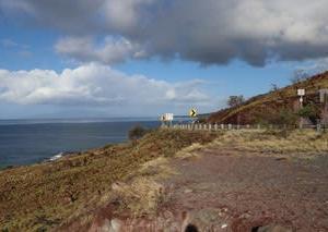 憧れのハワイ・マウイ島の旅42再び絶景スポット『 Look out Point』