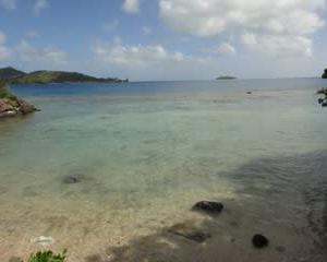 天国への旅14.ボラボラ島一周ポタリング➂