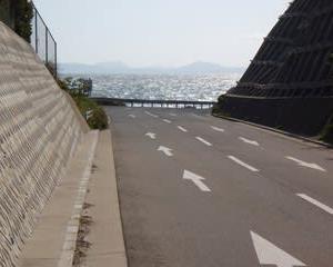 北九州自転車道ポタリング⑧『志賀島』一周ポタリング