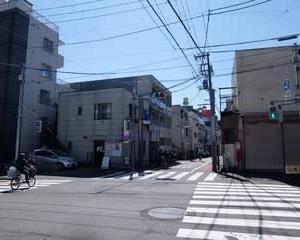 2021東京品川ポタリング(旧東海道と公園巡り)①