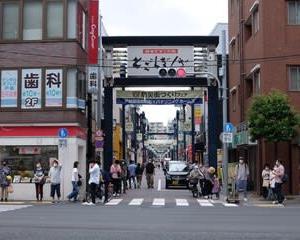 2021東京谷中ポタリング『戸越銀座⇒谷中銀座』①「東京の中心通り抜け」