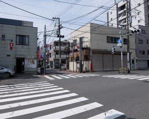 2021東京ポタリング『旧東海道(お江戸⇒横浜生麦)』①