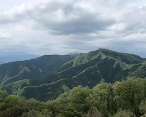 三国峠・生藤山