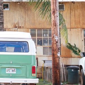 Island Style VW Bus ~ Waialua Peppermint Green~