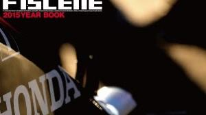 F1SCENE 2015 YEAR BOOK Now on SALE!!!