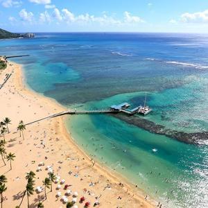 HOTELの窓から ~Hilton Hawaiian Village~