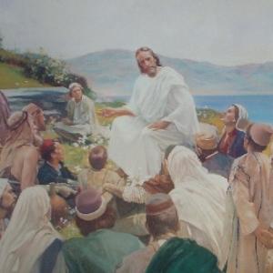 主の御心の中に入れられて生きる