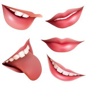 おしゃべりの罪から唇の戸を守ってください!