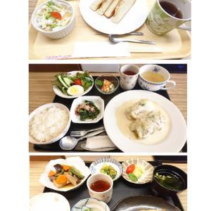 入院食と退院後の食事情