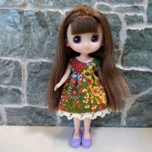 リンキーココとリカちゃんの服