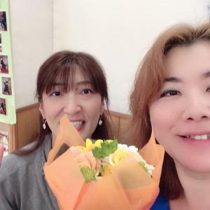 仁美さん、有難うございました‼︎(o^^o)