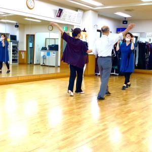 来年2月のブラインドダンス大会を目指して‼︎(^O^☆♪