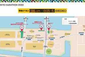 また変更!2020東京マラソンの受付とEXPO