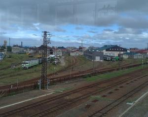 苗穂の北海道鉄道技術館へ