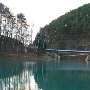 ワカサギ釣り2020(@立岩湖)