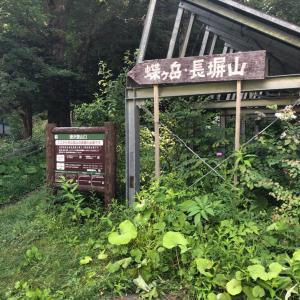 2019.7 北アルプス山旅~2日目