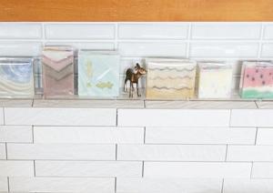 DIY石けん棚と石けん長期保存・酸化しにくくするコツ