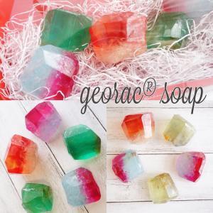 georac® soap ワークショップ作品集