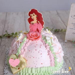ドールケーキ~②☆