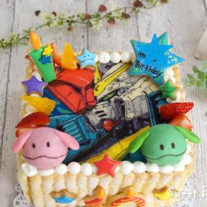 イラストケーキ~