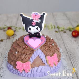 ドールケーキ~(⋈◍>◡<◍)。✧♡