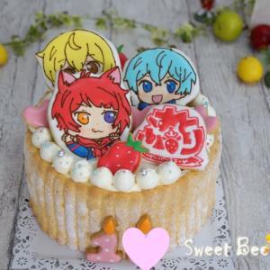 アイドル系?ケーキ~2⃣☆彡