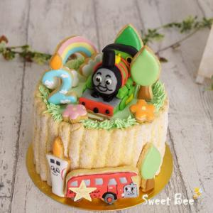 トーマスケーキ~