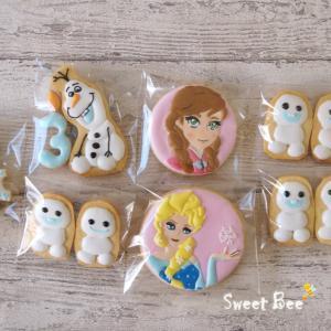 アイシングクッキー色々~②(≧▽≦)