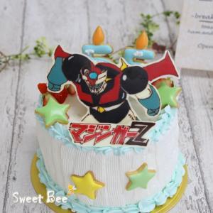 男の子大好き hero'sケーキ!