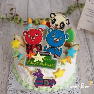 色々色…ケーキ~(^^♪