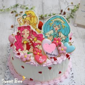 女の子Loveケーキ♡
